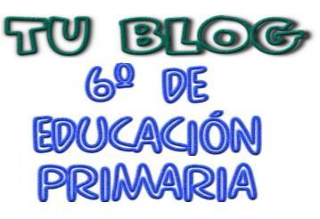 Blog 6º